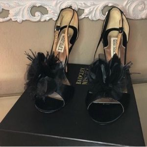 Badgley Mischka Kiwi heels